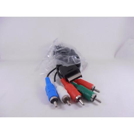 PS3/PS2 Cable por Componentes Compatible
