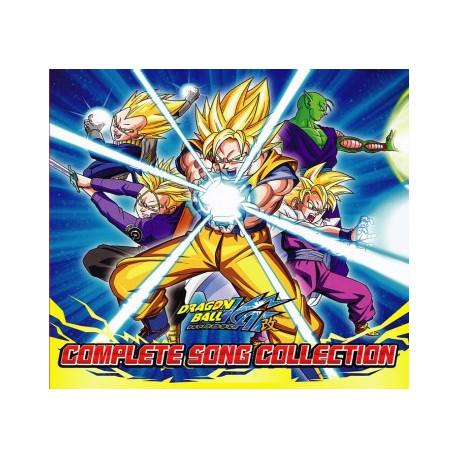 Dragon Ball Kai/Comp.Song Coll/MICA1179
