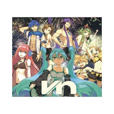 Exit Tunes P. Vocalonation Miku/MICA1195