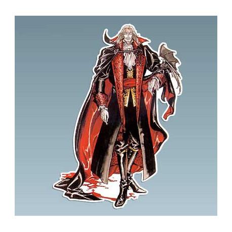 Castlevania - Dracula 7 x 10 Cms